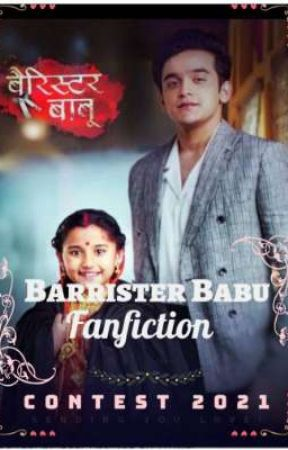 Barrister Babu Fanfic Contest 2021 by Contest_holder