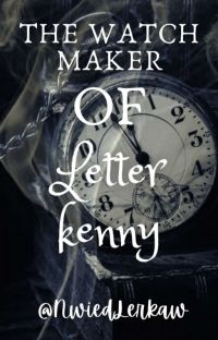 The Watchmaker Of Letterkenny cover