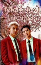 Married Friends (Chanhun Edition) by insane_for_exo
