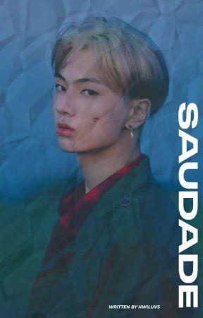 SAUDADE  | p. jongseong by hwiluvs