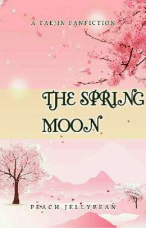 THE SPRING MOON by peachjellybean