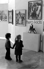 """''Two Kids"""" by _nevermind_cute_0"""