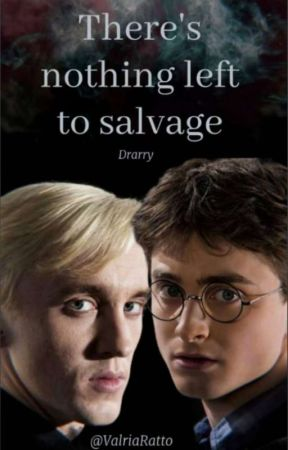 There's nothing left to salvage_[Drarry] by ValriaRatto