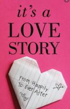 ek pyari si love story ✔ by QuueNpaRi