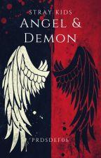 Angel & Demon || Stray Kids by prdsdef06