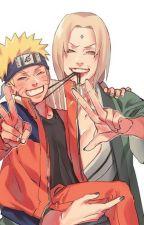 🍃• Naruto Uzumaki Namikase: Aprendiz de tsunade Senju. •KN🍃 by Violeta_UxU