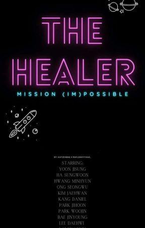 The Healer [Mission (Im)possible] #2 by raflerayiyaaa_