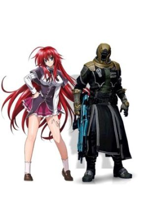 The Devils Destiny (Destiny 1 Warlock x Highschool DxD) by Cmonkey512