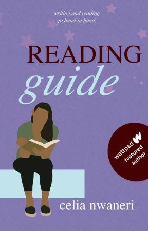 Celia's Reading Guide by hottiesoftie