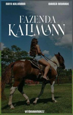 Fazenda Kalimann.  by VitoriaAmorzz