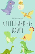 A Little and his Daddy by beepbopmfboop