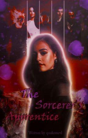 The Sorcerer's Apprentice [a Marvel story] by quakemrvl