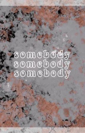 Somebody ❃ Percy Jackson by drawingofdestiny