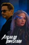 A Filha do Tony Stark cover