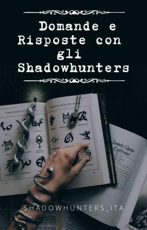 𝔻𝕆𝕄𝔸ℕ𝔻𝔼 𝔼 ℝ𝕀𝕊ℙ𝕆𝕊𝕋𝔼 ℂ𝕆ℕ 𝔾𝕃𝕀 𝕊ℍ𝔸𝔻𝕆𝕎ℍ𝕌ℕ𝕋𝔼ℝ𝕊 by Shadowhunters_ITA