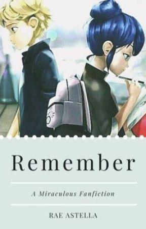 Remember by truelyawriter