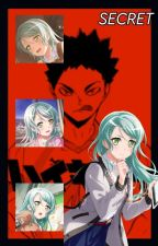 Secret (Hajime Iwaizumi x Male Reader) by Skully134