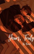 Yours, truly  // 𝓓𝓝𝓕 by Thebreadstealer