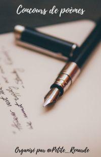 Concours de poèmes [INSCRIPTIONS FERMÉES] cover