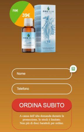 ProSlim Active Italy by proslimactive