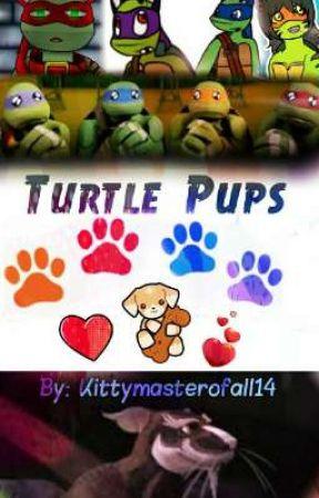 Turtle Pups (Oneshot!) by Kittymasterofall14