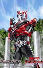 Kamen Rider Drive X Transformer X Fast & Furious X HI3: The Car Hero by ShiroWhiteWizard
