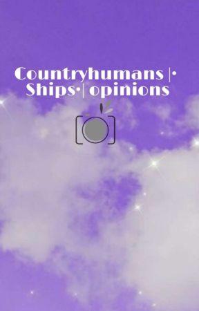 Countryhuman Ship | Opinions by Alanta-Clover