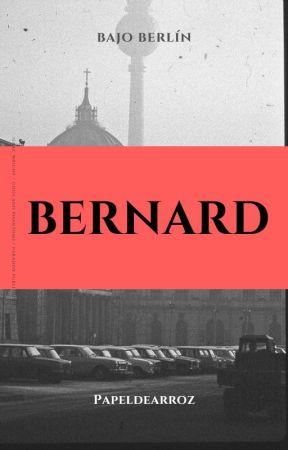 Bernard by Papel_de_arroz