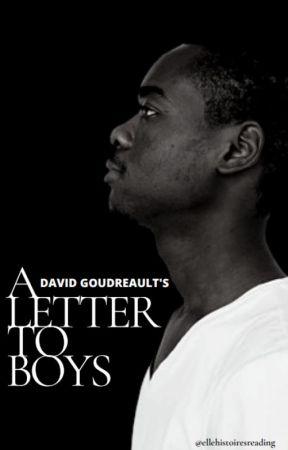 A Letter to Boys by ellehistoiresreading