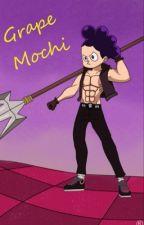 Grape-Flavored Mochi by JoshuaBug