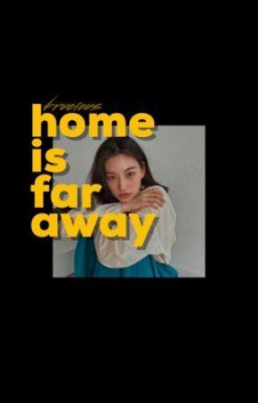 home is far away   1999 by krucious