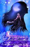 Shazahdi: The Lost Antidote cover