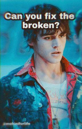 Can you fix the broken?/Luke Patterson au by mohiniforlife