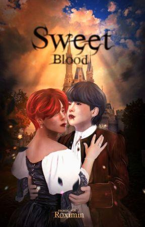 Sweet blood (Yoonmin) by Roximin99