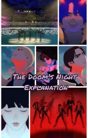The Doom's Night Explanation-Theory-Connection // TXT theory by Kimi_scriptwriter