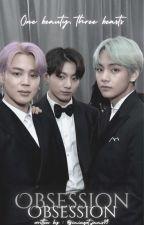 𝐎𝐛𝐬𝐞𝐬𝐬𝐢𝐨𝐧 || BTS Maknae Line •°• Reader|| by jimingot_jams09