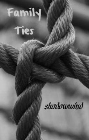 Family Ties (girlxgirl) by shadowwind