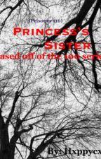 Princess's sister (Prisoner 116) by socialanxietygirl_