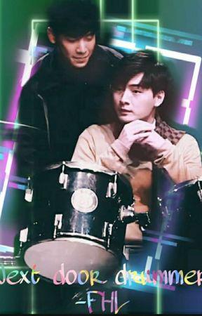 Next door Drummer by foreverhappylove
