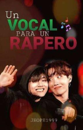 Un VOCAL para un RAPERO// HUG ME by J-Hope1999