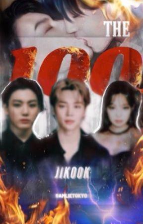 The 100 |jikook by damlietokyo