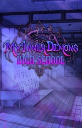 My Inner Demons High School by WriterPierce