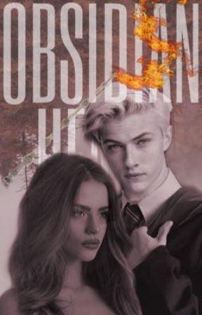 OBSIDIAN HEART 2 (Draco Malfoy) by SymoneHeyward