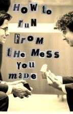 How To Run From The Mess You Made|| Rob×Jette  by s0phie17