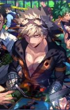 Explosive love (bakugoxreader fanfic) by offically__me__lsw