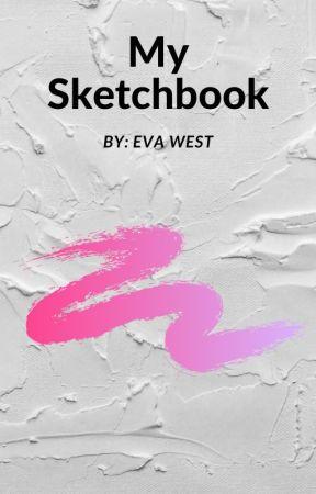 My Sketchbook by Ninjacat12325