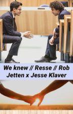 We knew // Resse // Rob Jetten x Jesse Klaver by ibakks