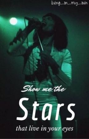 Show me the stars that live in your eyes (A Maycury Story) by Living_on_my_own