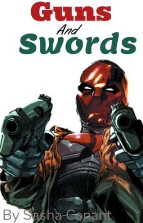 Guns and Swords by SashaConant