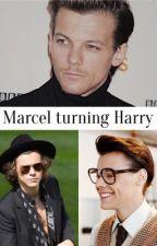 Marcel turning Harry. L.S by villinteveta